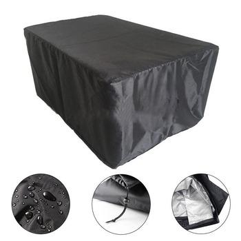 11 rozmiary wodoodporne patio na świeżym powietrzu pokrowce na meble ogrodowe deszcz śnieg krzesło pokrowce na sofę stół i krzesła odporny na kurz tanie i dobre opinie Nowoczesne Poliester bawełna AL-1810270