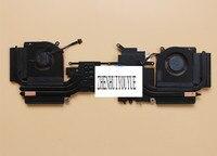 New for MACHENIKE F117 Break F117 B2 F117 B6 Vulcan Z6 S5 MECHREVO Z2 fan with heatsink