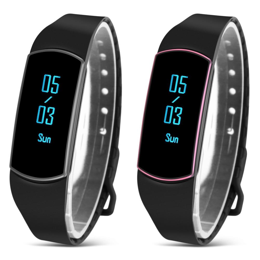 TRASENSE SH09 OLED Smart Watch IP67 Waterproof Heart Rate Bluetooth Sport Tracke