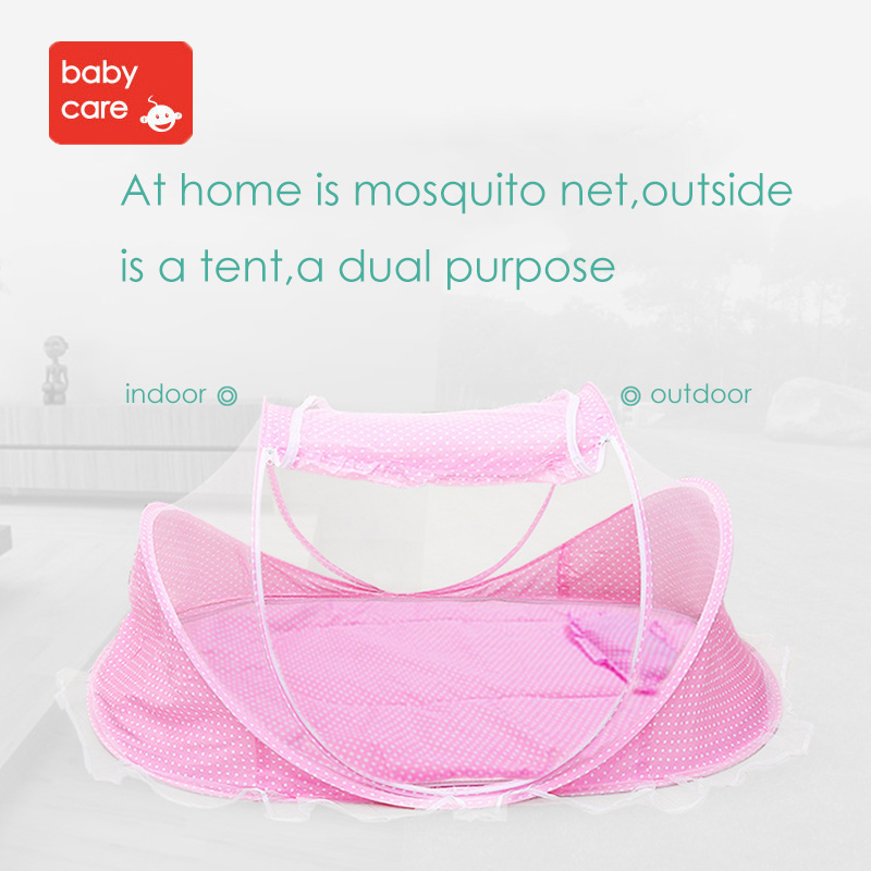 Baby Travel Bed Crib Mosquito net,Portable Baby Bed Folding Baby Mosquito Net hockey net travel portable lacrosse pop up lax net for backyard shooting collapsible outdoor sport training foldable hockey goal