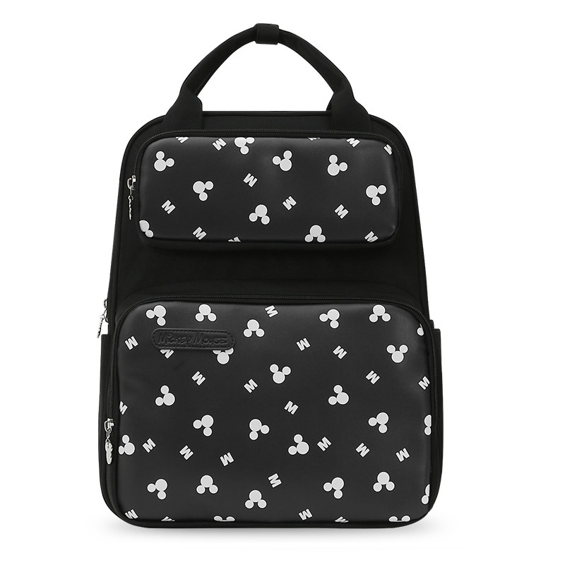 928ec003d260 Disney Large Capacity Mummy Bag Baby Mickey Mouse Diaper Bag Travel  Backpack Nursing Bags for Baby Mother Maternity Nappy Bags