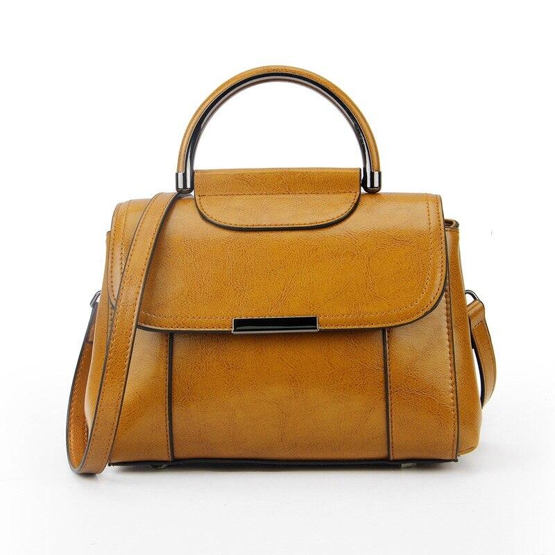 Frauen Leder Handtaschen Damen Große Tote Tasche Weibliche Platz Schulter Taschen Bolsas Femininas Sac Neue Mode Umhängetaschen