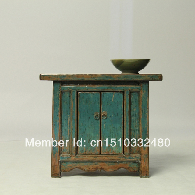 Chinese Color Lacquer Furniture Antique Furniture Of Ming And Qing Dynasty  Furniture Cabinets Solid Wood Furniture