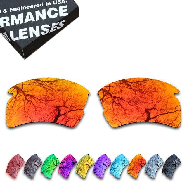 a64ba94d00d ToughAsNails Polarized Replacement Lenses for Oakley Flak 2.0 XL Sunglasses  (Lens Only)-Multiple