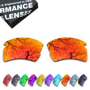ToughAsNails spolaryzowane wymienne soczewki dla okulary Oakley Flak 2 0 XL okulary przeciwsłoneczne (tylko soczewki)-wiele opcji tanie i dobre opinie Okulary akcesoria Z poliwęglanu Fits For Oakley Flak 2 0 XL 100 UVA UVB Meets ANSI Z87 1 High Impact Standards Multiple Options