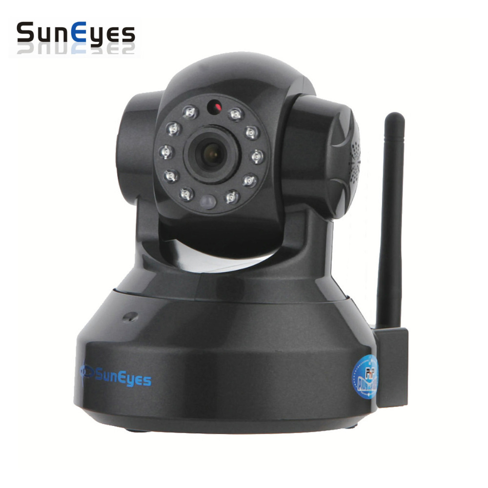 SunEyes SP-TM01EWP ONVIF P2P HD Wireless IP Camera with 720P and 1080P OptionalSunEyes SP-TM01EWP ONVIF P2P HD Wireless IP Camera with 720P and 1080P Optional