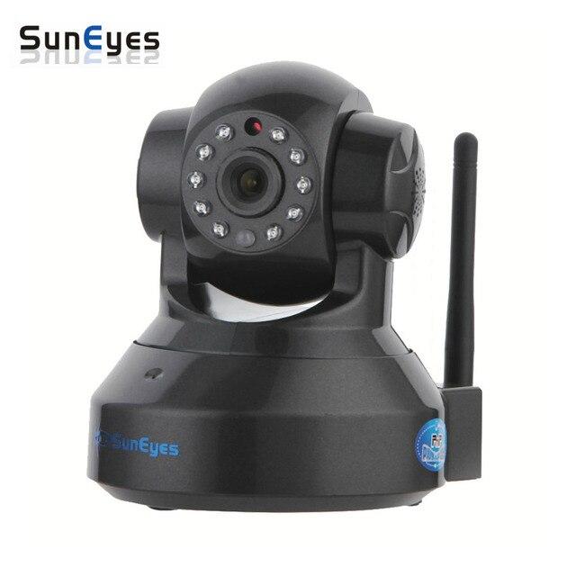 SunEyes SP-TM01EWP ONVIF P2P HD Wireless IP Camera with 720P and 1080P Optional