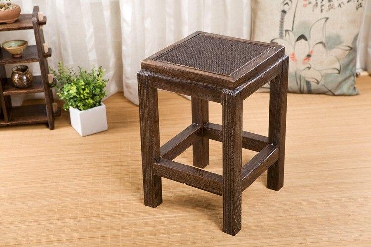 Popular low wooden stool buy cheap lots