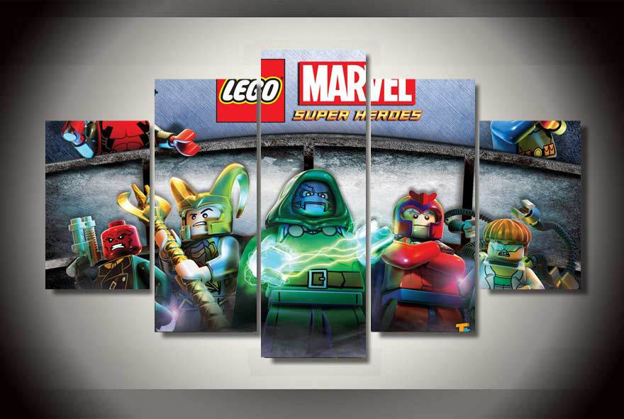 High Quality Marvel Prints-Buy Cheap Marvel Prints lots from High ...