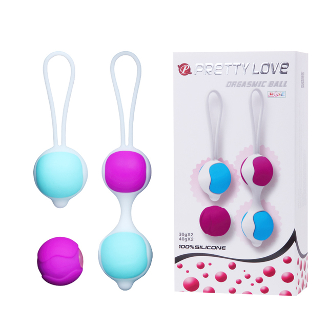 Direct Selling Prostate Anal Erotic Toys New Sex Products Kegel Ball, Strengthen Vagina The Hold Force