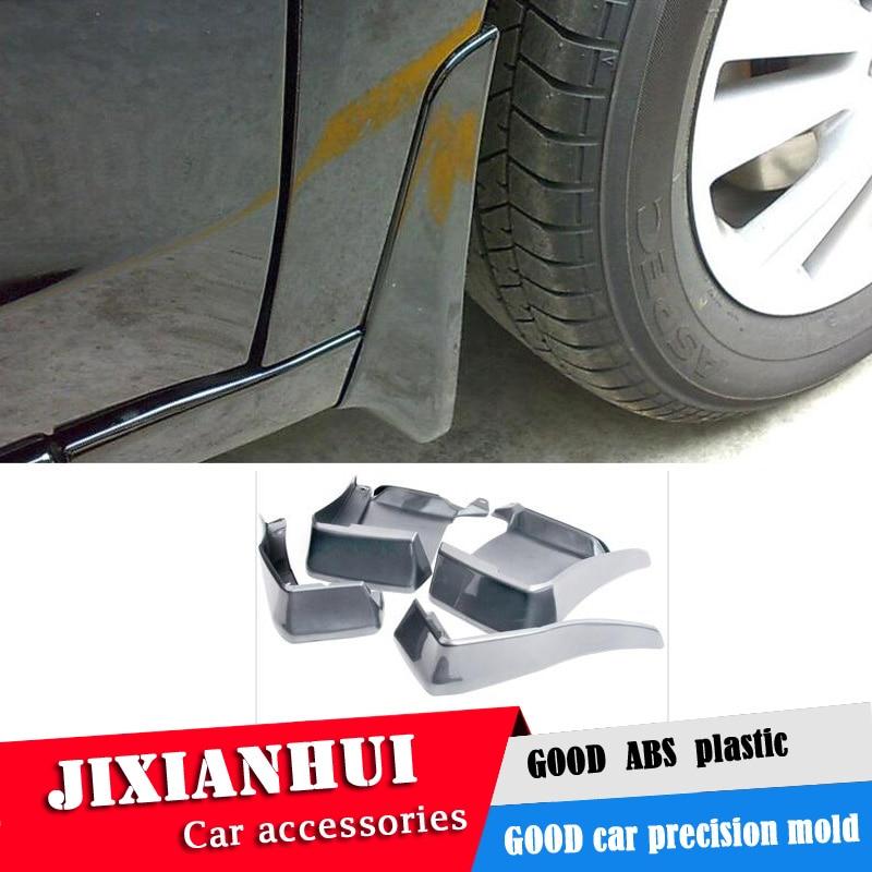 Splash Guards Front Rear 2006-2013 Audi A3 Mud Flaps Pair Mudguard Mudflaps