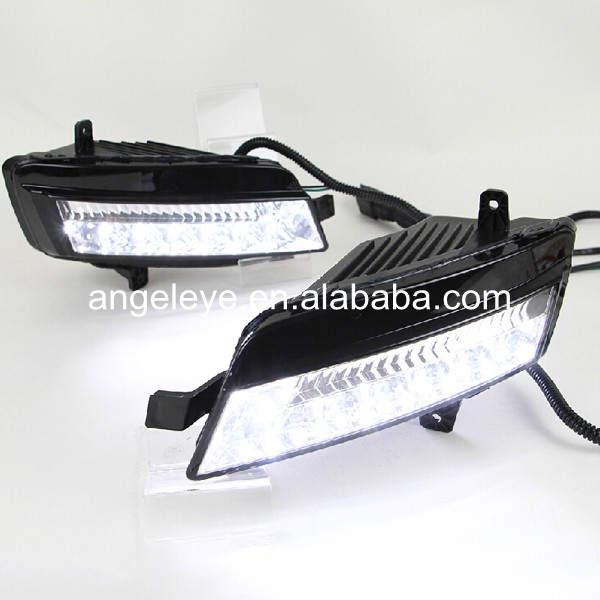 2013-2014 Year Golf 7 LED Daytime Running Light 2009 2011 year golf 6 led daytime running light