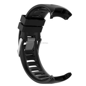 Image 4 - Silicone Replacement Wrist Strap Watch Band For Garmin Forerunner 610 Watch with Tools