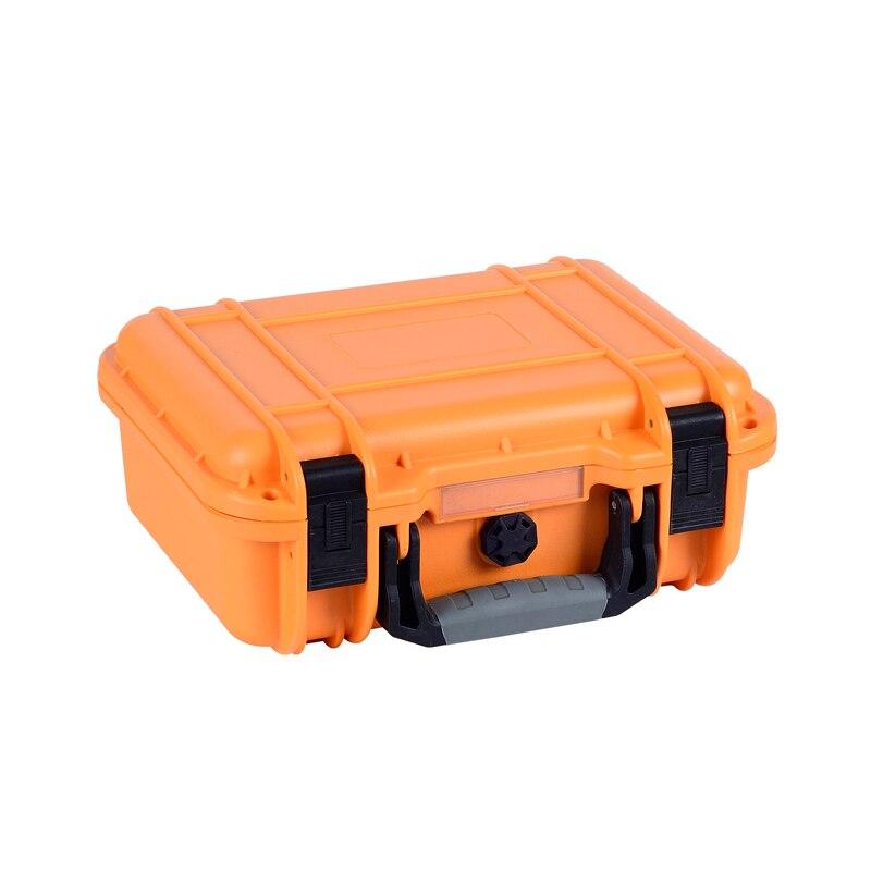 Waterproof Shockproof Yellow Hard Equipment Case