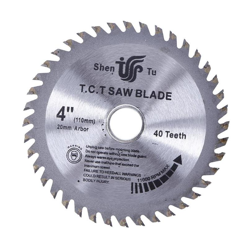 High Speed Cutting Blade Round Wheel Discs Circular Saw Blade For Woodworking Metal Plastic Cutting Electric Tool Accessories