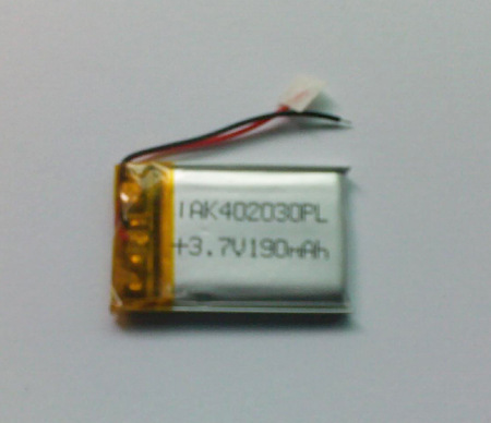 2Pcs Zhejiang polymer battery font b electronic b font font b cigarette b font battery 042030PL