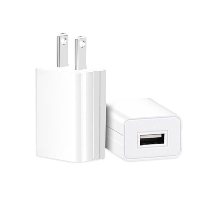 5V1A Caricatore 1 Porta USB Adattatore Giappone Stati Uniti di Corsa Della Parete Piccolo Telefono Cellulare PSE Certificazione Elettronico Spina di Ricarica