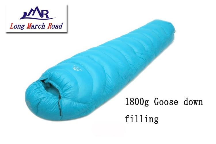 LMR 1800G patë poshtë duke mbushur çantën e gjumit të dimrit të - Kampimi dhe shëtitjet - Foto 1