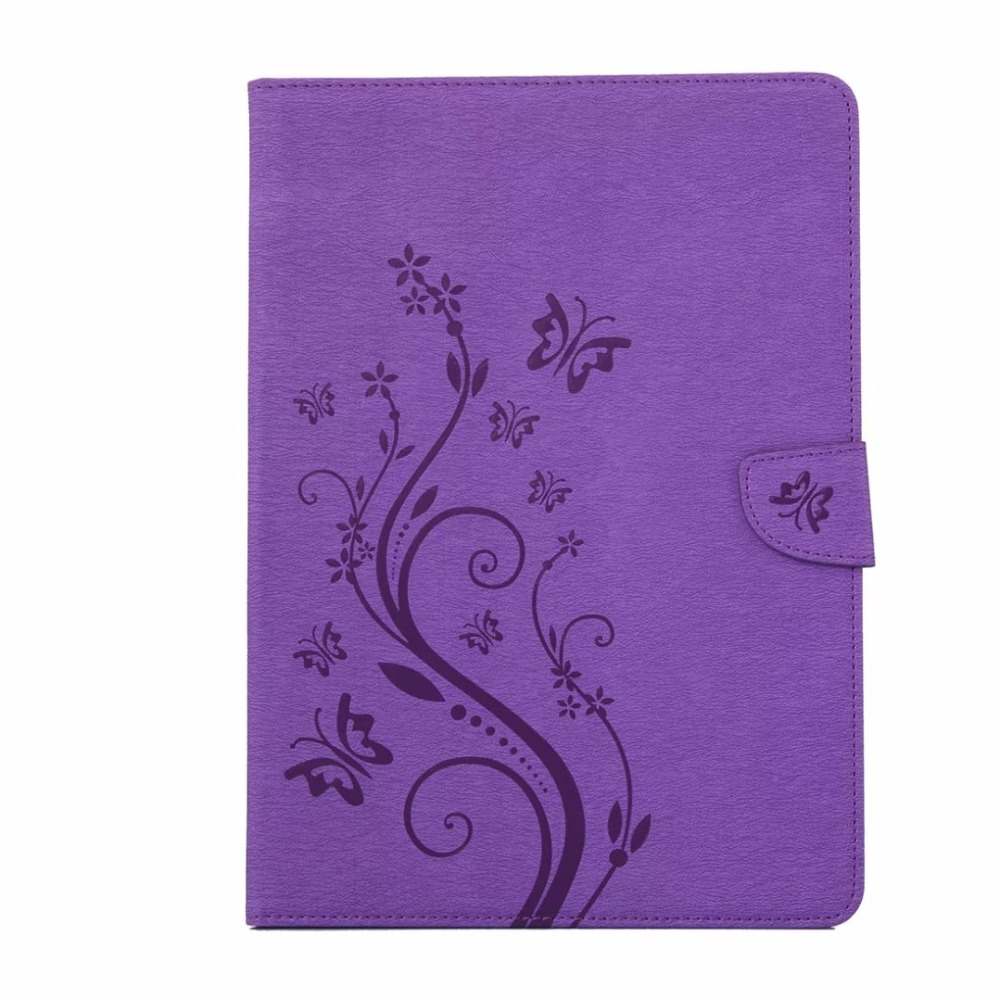 Print Flower case For Samsung GALAXY Tab 4 10.1 T530 ultra slim Leather Case Cover protective stand Skin For Samsung Tab4 T530