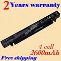 Bateria para asus a41-x550 a41-x550a a450 a550 f450 f550 jigu F552 K550 P450 P550 R409 R510 X450 X550 X550C X550A X550CA