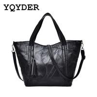 Fashion Ladies Hand Bag Women S Genuine Leather Handbag Large Capacity Tote Bag Bolsas Femininas Female