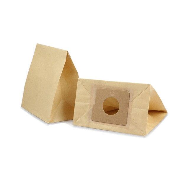 10 pièces/lot aspirateur sacs papier sac à poussière de remplacement pour lg V 943SA V 943SG V 943SAB V CS443RDN V CR543SDV