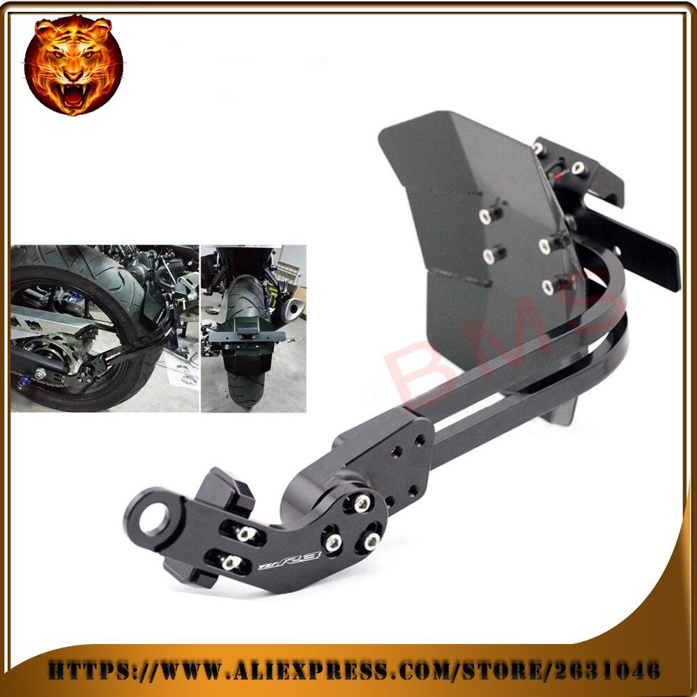 Garde-boue moto pour YAMAHA YZF-R3 YZFR3 garde-boue immatriculation cadre de plaque d'immatriculation support de support LED feu arrière livraison gratuite