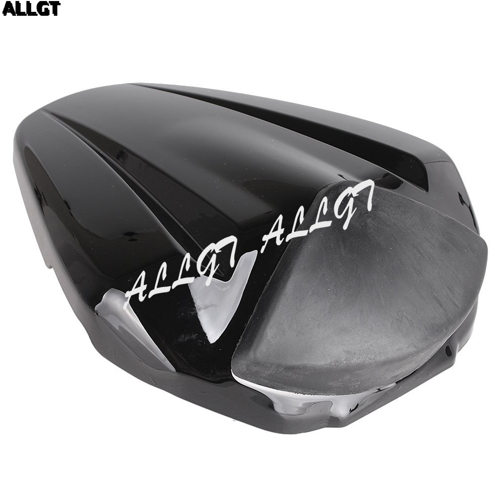 ALLGT Black Motorcycle Rear Seat Cover Cowl Fit KTM 125 200 390 Duke 2012 2013 2014 2015 Rear Faring rear passenger seat cover pillion cover for ktm duke 125 200 390 all years