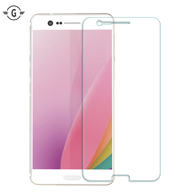 2 5D 9H HD High Quality Z3 Tempered Glass Screen Protector For Sharp Z3 Glass Screen Protective film for aquos Z3 in Phone Screen Protectors from Cellphones Telecommunications