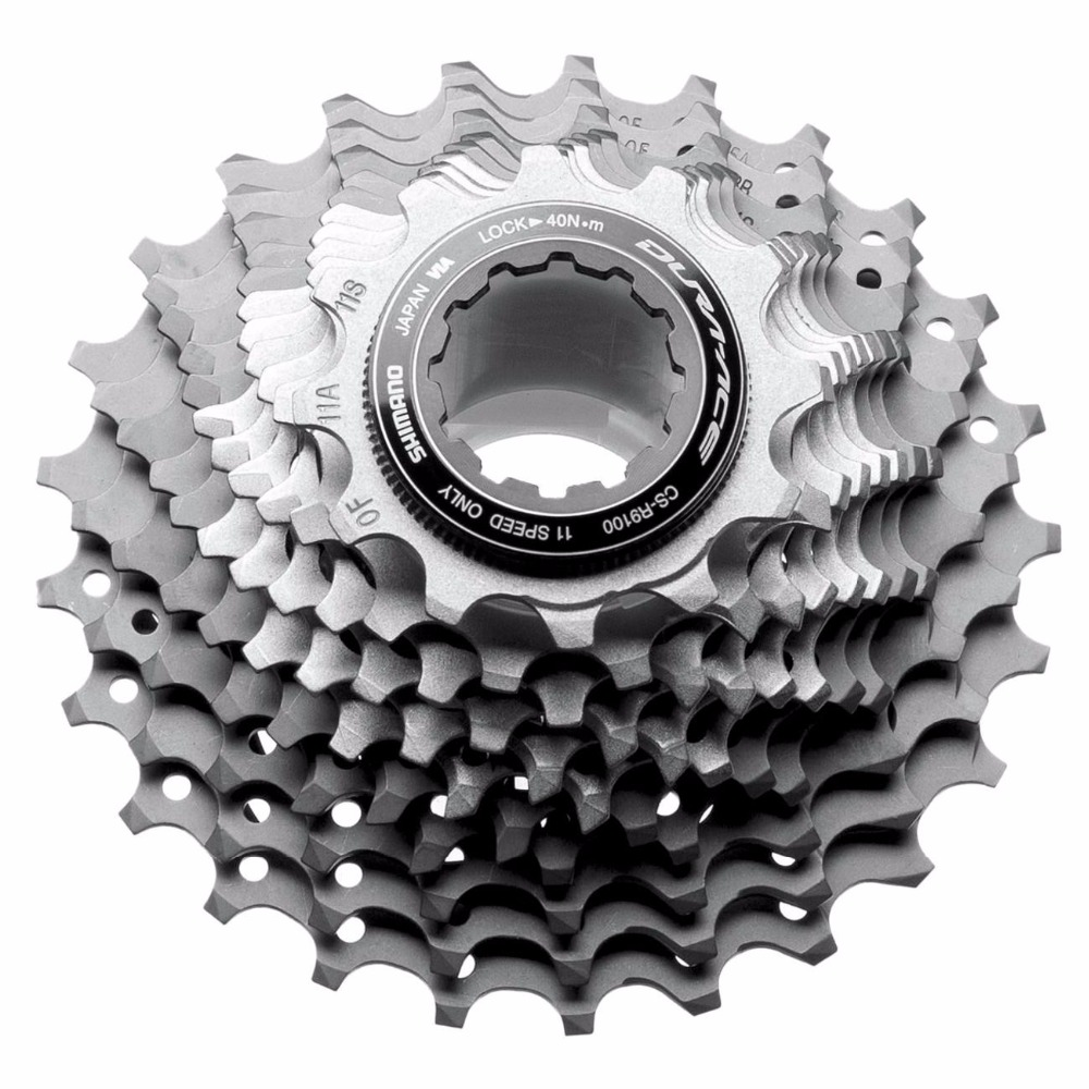 SHIMANO DURA ACE CC Cassette Sprocket 11 speed Road Bicycle Freewheel 12-25T cycling road bike flywheel road bike chain ring bicycle flywheel cassette tool parts 11speed 105 ultegra dura ace for 1x and 2x drivetrain systems