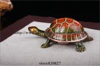 Moving Head Sea Turtle Keepsake Box Trinket Turtle Shape Jewelry Box Turtle Decorative Trinket Box Jeweled