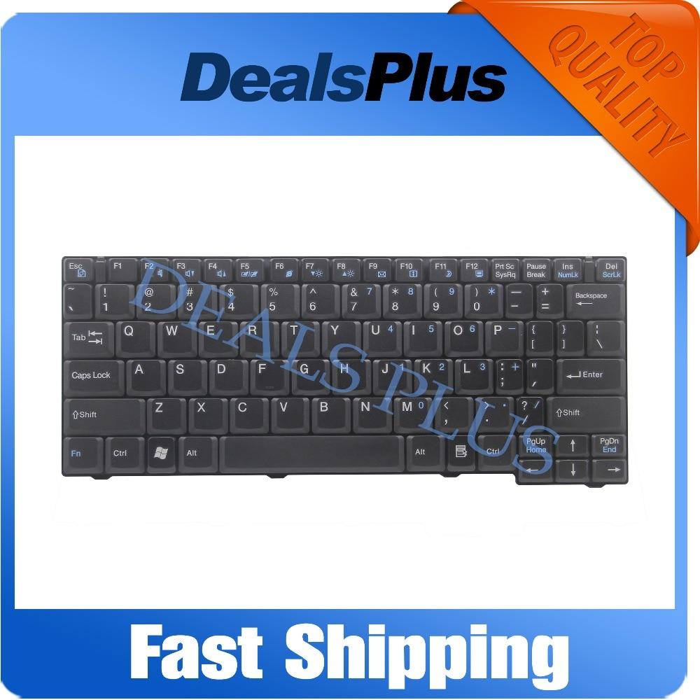 Новая клавиатура США для acer travelMate 6000 TM6000 серии NSK-A9E01 9J. N4282.E01 Цвет: черный, размер US клавиатура