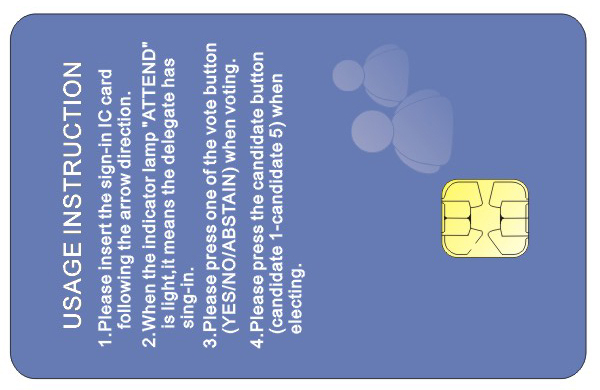 SLE4428 PVC Contact smart IC cards with printing 500pcs/lot free shipping winfeng 500pcs lot custom printing plastic membership card pvc combo cards with easy snap off one key tag