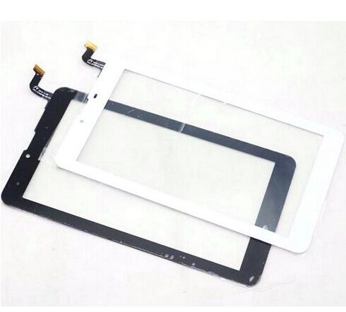 Tempered Glass Protector / New Touch screen Panel Digitizer Glass Sensor Replacement For 7 Irbis TZ71 4G LTE Tablet Free Ship 20pcs lot d496 to 252