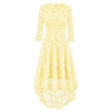 Evening Party Dress Irregular Hepburn 1950s Vintage