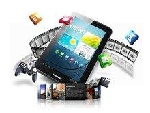Samsung Galaxy Tab 2 7,0 дюймов P3100 3g + WI-FI Tablet PC 1 ГБ Оперативная память 8 ГБ Встроенная память двухъядерный 4000 мАч 3.0MP Камера android-планшет