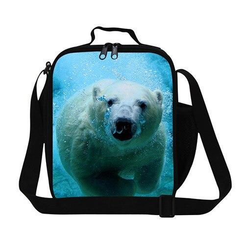 lunch shoulder bag