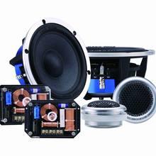 Magic Voice New Come Car Speaker Component 6.5 Inch 200W Hi-