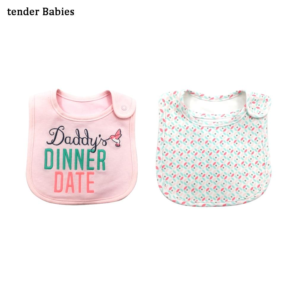 2018 menino Baby Girl Boy Bibs Waterproof bibs Cartoon Towel Kids Toddler Dinner Feeding Bibs Bandanas Burp Cloths baby bibs