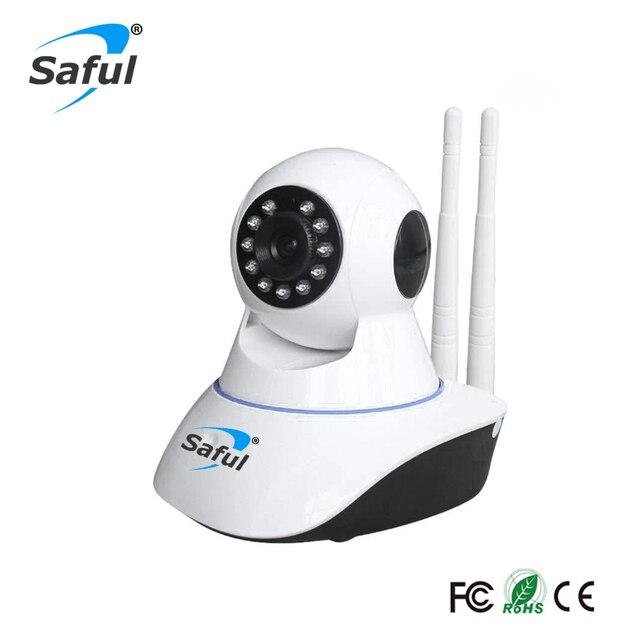 Saful Wireless IP Camera WiFi 720P/960P/1080P Home Security Baby Monitor Night P2P network IR-cut Surveillance Camera