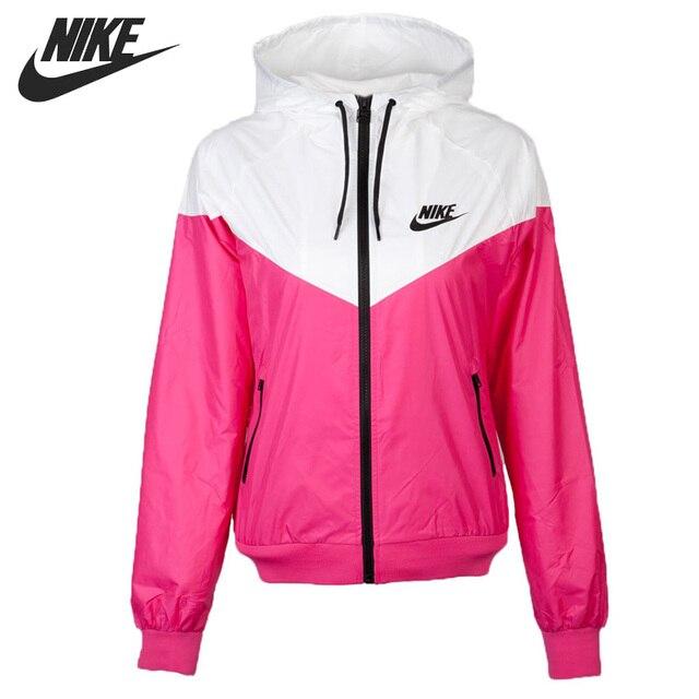 e40d3da0a US $77.2 |Original New Arrival NIKE WINDRUNNER Women's Jacket Hooded  Sportswear-in Running Jackets from Sports & Entertainment on Aliexpress.com  | ...