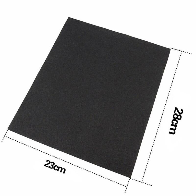 Image 3 - 5pcs Superfine Sandpaper Brushed Water Sanding Paper Polishing Grinding Tools Grit 60 80 120 240 1000 2000 Abrasive Paper-in Abrasive Tools from Tools