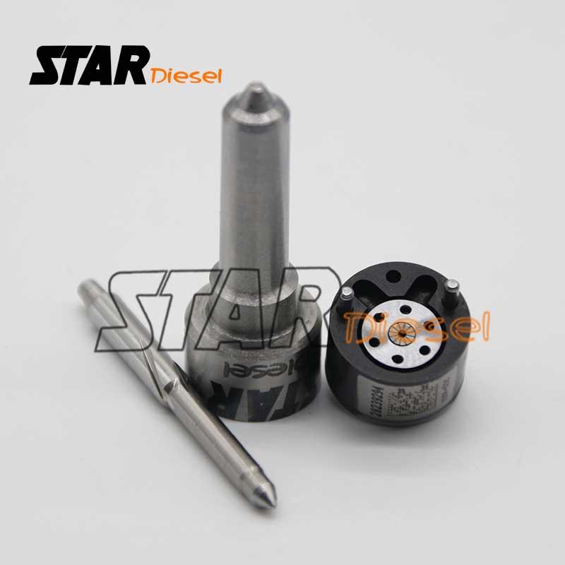 Overhaul Kits 7135-650 Injector Sprayer L157PBD(L157PRD) Valve 9308-621C(28440421) For EJBR03401D,EJBR04701D