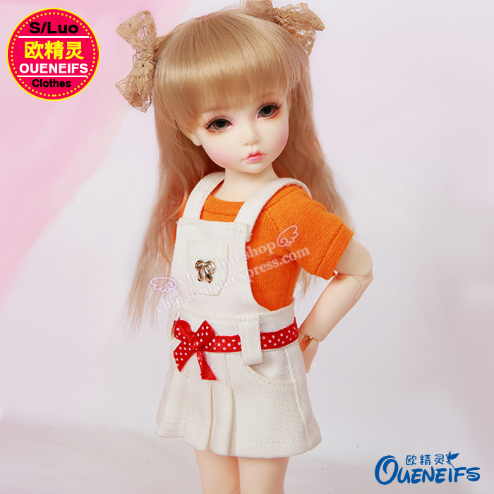 OUENEIFS free shipping ip bid Blin doll clothes, lovely suit,rompers,1/6 bjd sd doll clothes,no doll or wig YF6-179 кукла bjd dc doll chateau 6 bjd sd doll zora soom volks