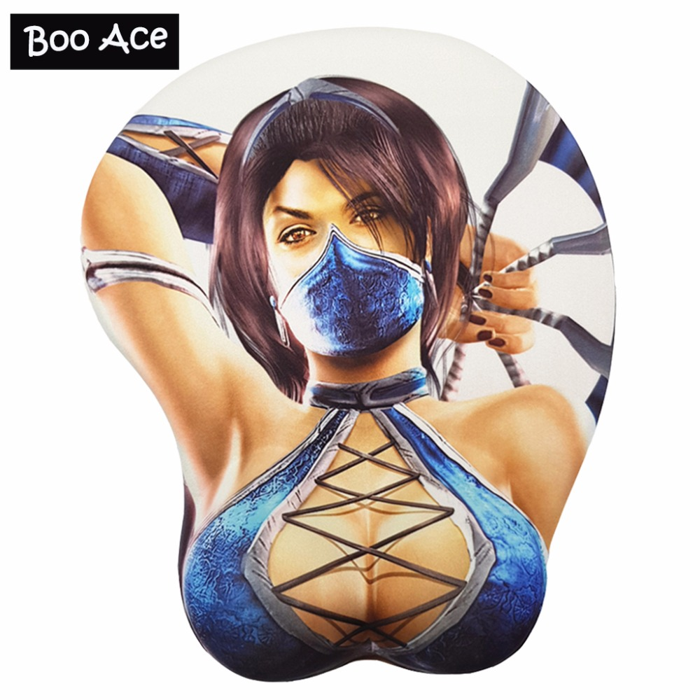 3D Magic Boobs top 9 most popular sexy big soft breast 3d mouse pad list
