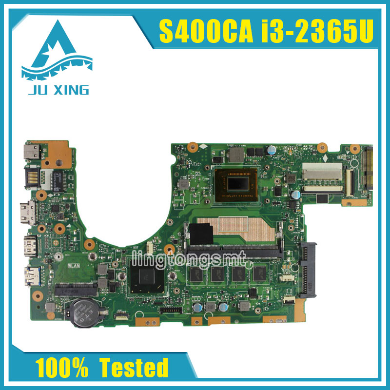 все цены на FOR ASUS S500c s400c S400CA S500CA MAIN BOARD original MOTHERBOARD 60NB0060-MBF000 69N0NUM1EA00 with I3-2365 CPU 100 TESTED онлайн