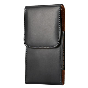 Caso Para LG L60 X145 Esporte Cintura Clipe para Cinto de Couro de Telefone Celular Caso Capa Para O LG Optimus L9 II D605 l5 E610 E612 E615