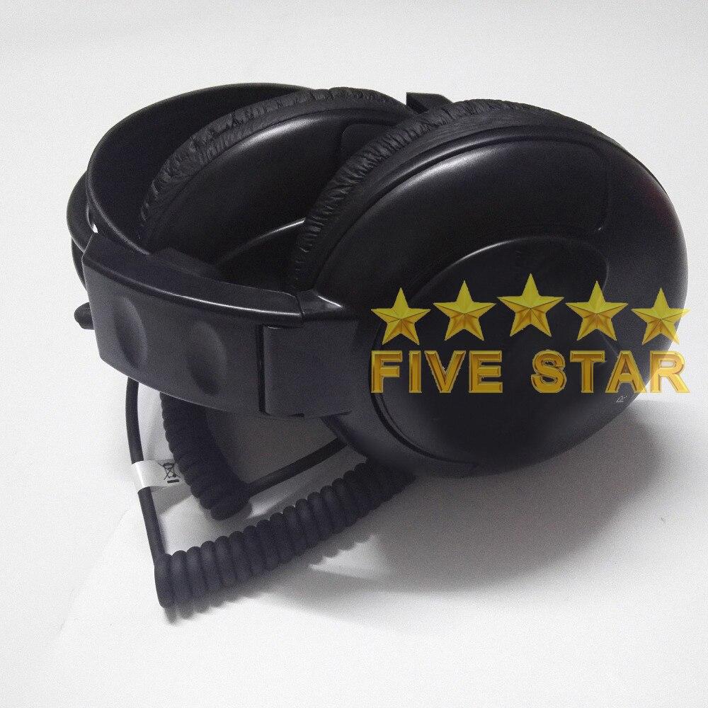 KSSO UR 30 earphone Minilab headphone,UR30 security control headphone, underground metal detector headphone