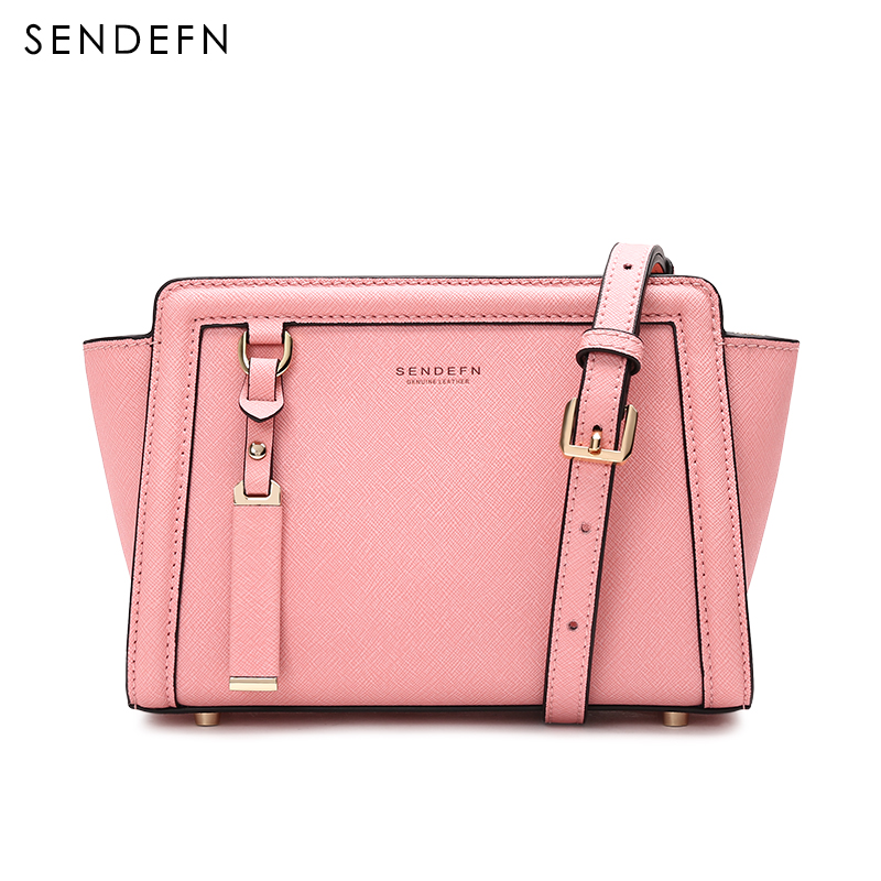 Messenger Bag Ladies Fashion Handbag Women Leather Casual
