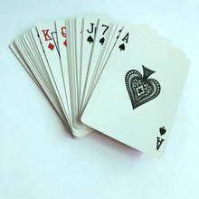 Discount Products!!Playing Cards Poker Card Game Set Collection Deck Novelty Playing Game Card Pokers Hot Selling,1set bicycle tragic royalty playing cards original poker cards for magician collection card game